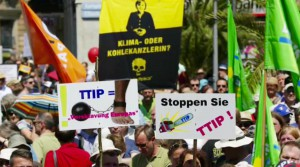 PROTESTAS TTIP